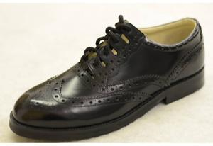 Piper Ghillie Brogue en cuir
